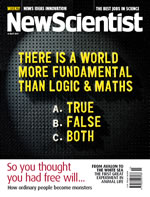 New Scientist 4-14-07